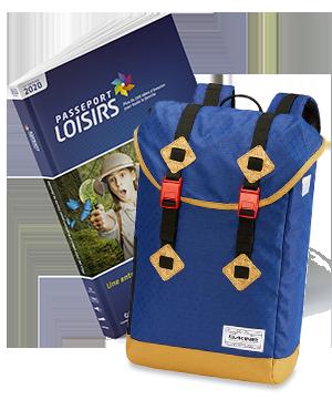 Pack Passeport Loisirs 2020 + Sac Dakine Trek II 26l Scout