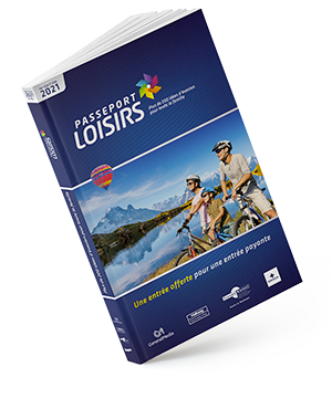 Passeport Loisirs 2021