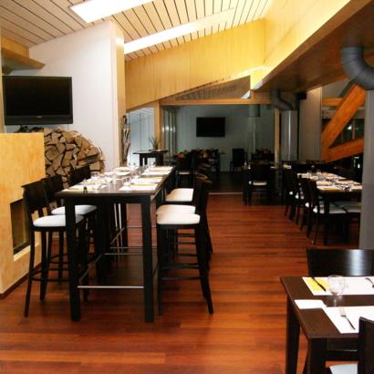 Restaurant Lounge du Centre Sportif