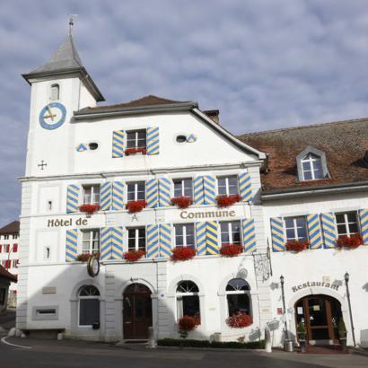 Hôtel de Commune
