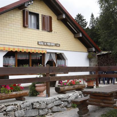 Buvette d'Alpage du Mont-Barres