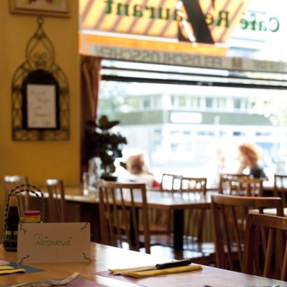 Café-Restaurant Z