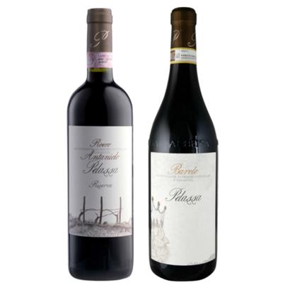 Gagnez un assortiment de 6 bouteilles de vin de Mario Pelassa