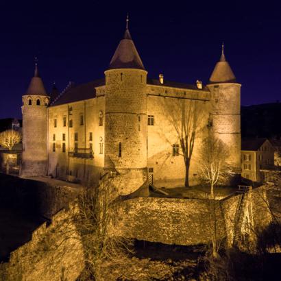 Château et musées de Grandson