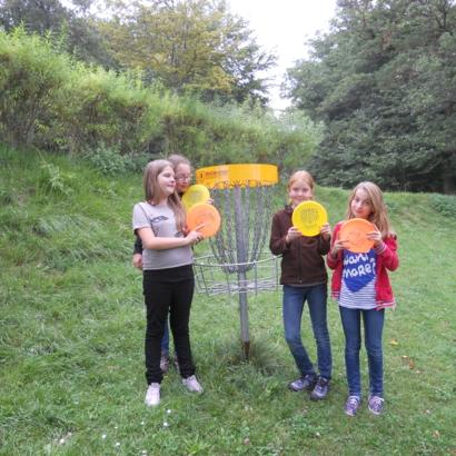 Swin golf, disc golf, foot golf et tir à l'arc de Neuchâtel