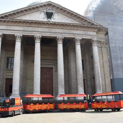 Trains touristiques de Genève