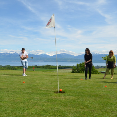 Swin golf Lavigny