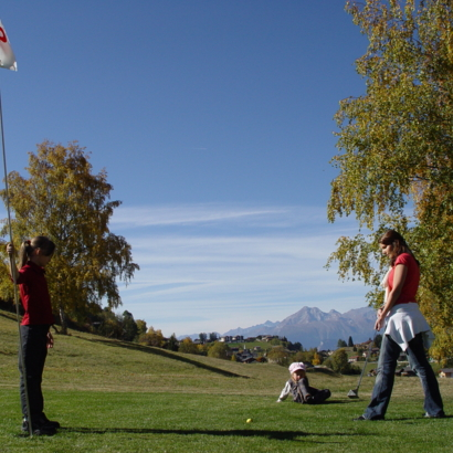 Swin golf et foot golf Nax