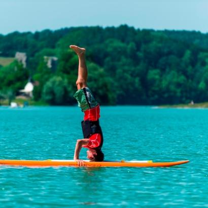 Aventure Gruyère - Kayak et paddle