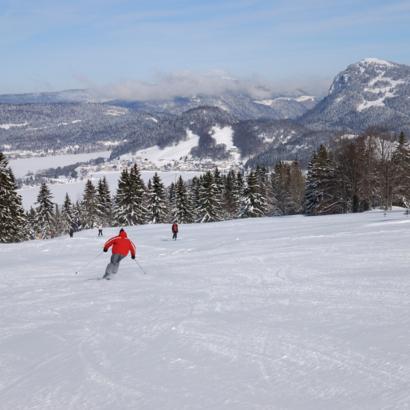 Domaine skiable Vallée de Joux / Vaulion