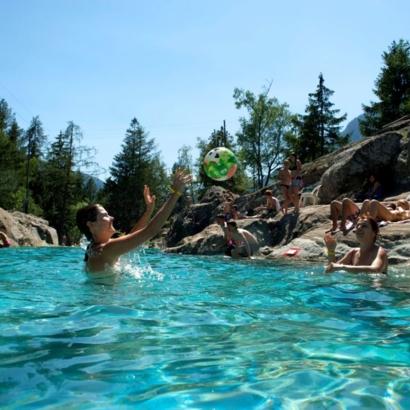 Zoo et piscine des Marécottes