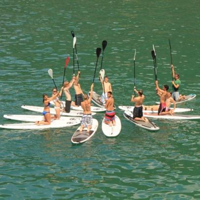 WaterWalk & Paddle Spirit