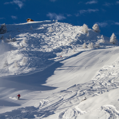 Domaine skiable de Bruson