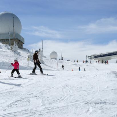 Domaine skiable EspaceDôle / Franco-suisse