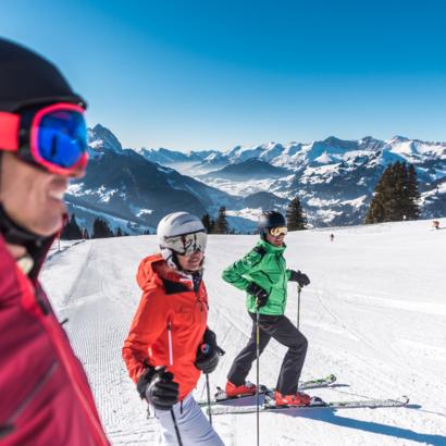 Domaine skiable de Gstaad