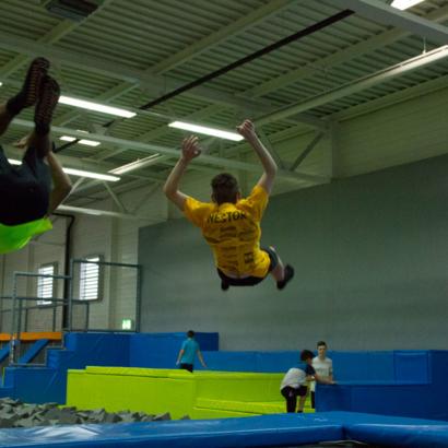 Jumpark - Salle de loisirs indoor