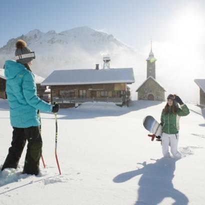 Domaine skiable le Grand-Bornand