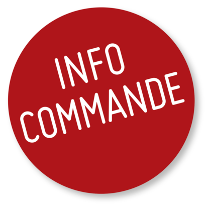 Informations commandes PG2018
