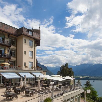Gagnez 1 repas au restaurant Côté Lac de la Clinique Valmont