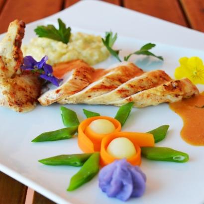 Gagnez 1 repas à l'Auberge de Vers-chez-Perrin