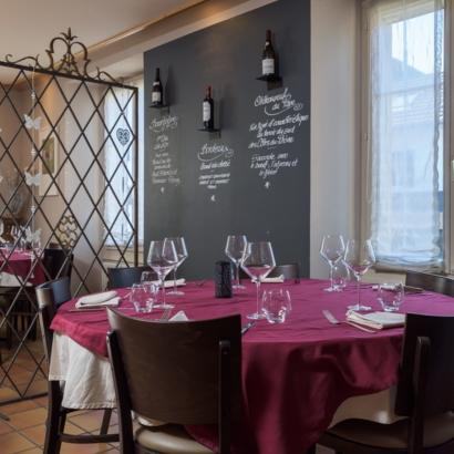 Restaurant Hôtel-de-Ville