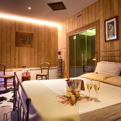 Gagnez un séjour romantique aux Plaisirs d'Antan