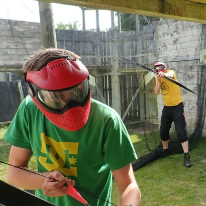 Paintball / Archery