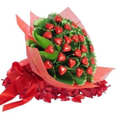 Gagnez 5 x 1 bouquet Edible Blooms