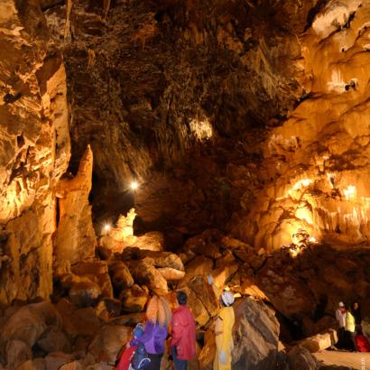 Gagnez 5 x 2 entrées aux grottes de Vallorbe