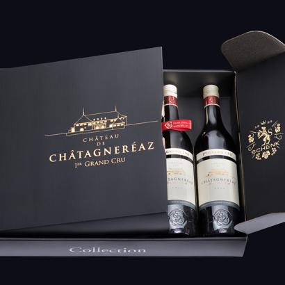 Gagnez un magnifique coffret de vins
