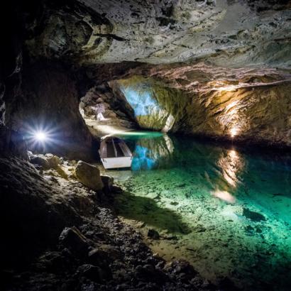 Gagnez 2 x 4 entrées au Lac souterrain de St-Léonard