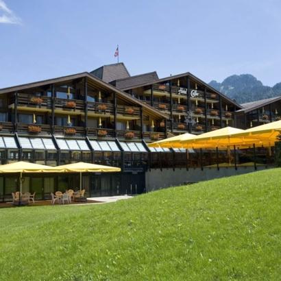 """Gagnez 1 séjour """"Bains et Montagne"""" à l'Hôtel Cailler à Charmey"""