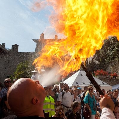 Gagnez des entrées et un repas aux Fêtes Médiévales de Saillon