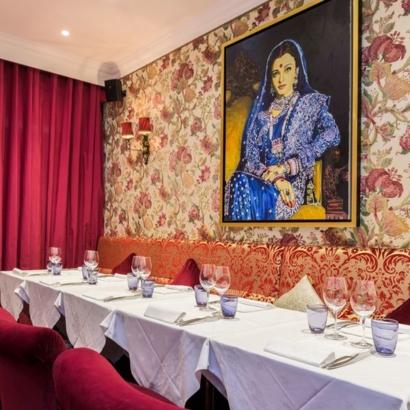 Gagnez 1 repas au restaurant Kiran
