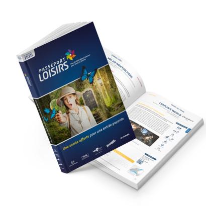 L'édition 2020 du Passeport Loisirs bientôt disponible !