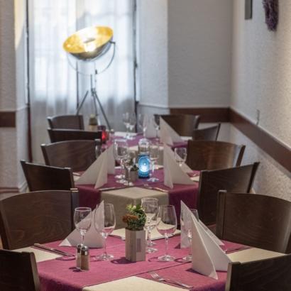 Restaurant des Alpes