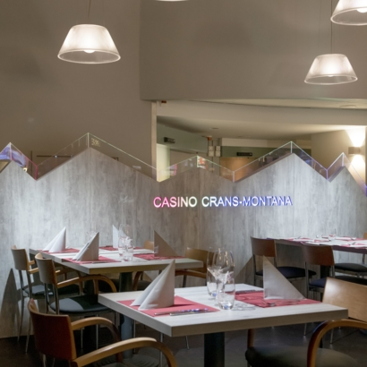 Restaurant du Casino de Crans-Montana