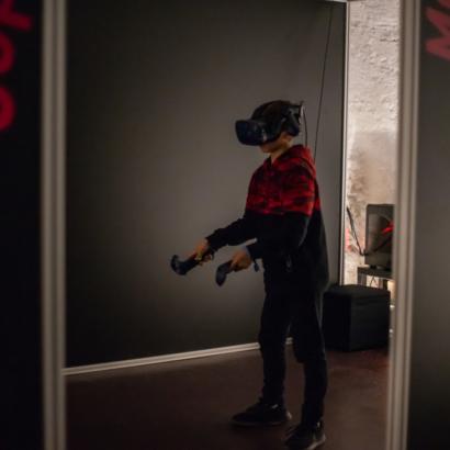 Next Game - Centre de réalité virtuelle