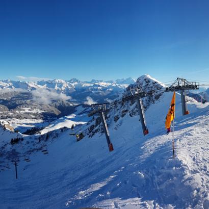 Domaine skiable de Praz de Lys Sommand