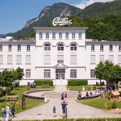 Maison Cailler Chocolaterie suisse