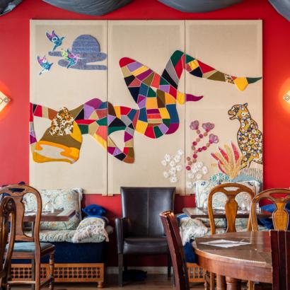 Gagnez 3x 1 bon-repas au restaurant Nomades à Genève