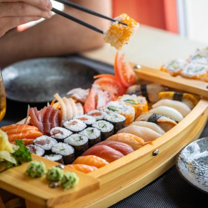 Gagnez 1 repas au restaurant Fuji à Genève, à déguster à 2