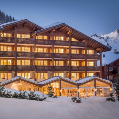 Gagnez 1 séjour au Wellnesshotel Schweizerhof à Saas-Fee