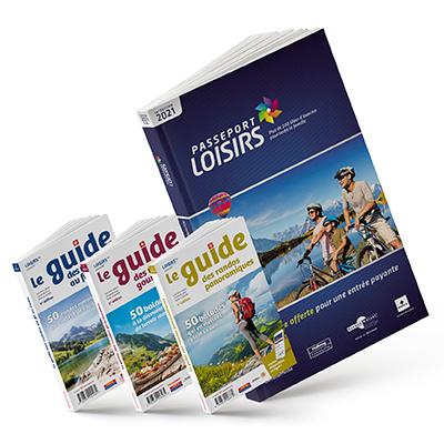 Gagnez un Passeport Loisirs + un guide au choix