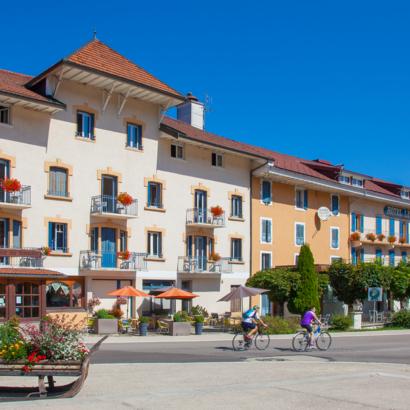 Gagnez 1 séjour à l'hôtel Le Lac*** à Malbuisson