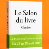 Le Passeport Gourmand au Salon du Livre de Genève 2018