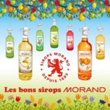 Gagnez 1 assortiment de sirops Morand