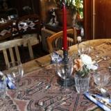 Gagnez 1 repas à La Table d'Hôtes du Village de Rueyres-Treyfayes